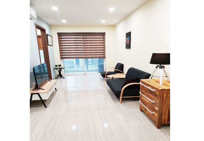 02 bedroom apartment for rent in Ciputra Hanoi