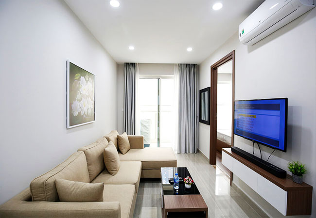 02 bedroom apartment for rent in L3 Buidling, Ciputra