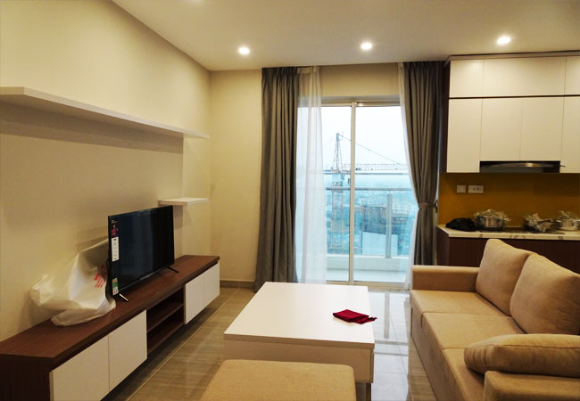 02 bedroom apartment for rent in L3 Ciputra Ha Noi for rent