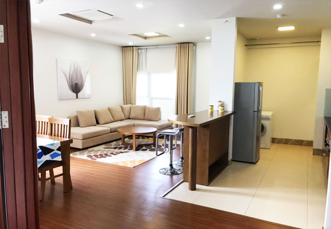 02 bedroom apartment for rent in Quang Khanh street, Tay Ho district