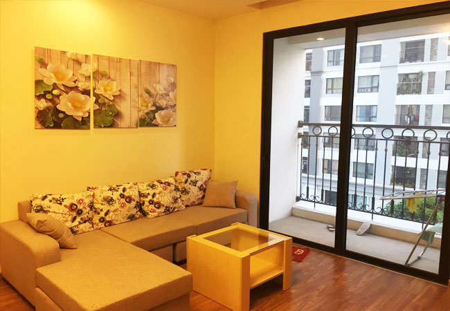 02 bedroom apartment for rent in T3 building, Times City