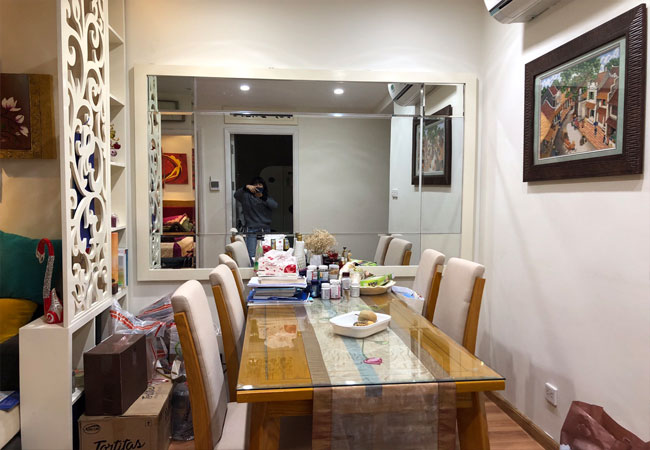 02 bedroom apartment for rent in T7 Building Times City hanoi