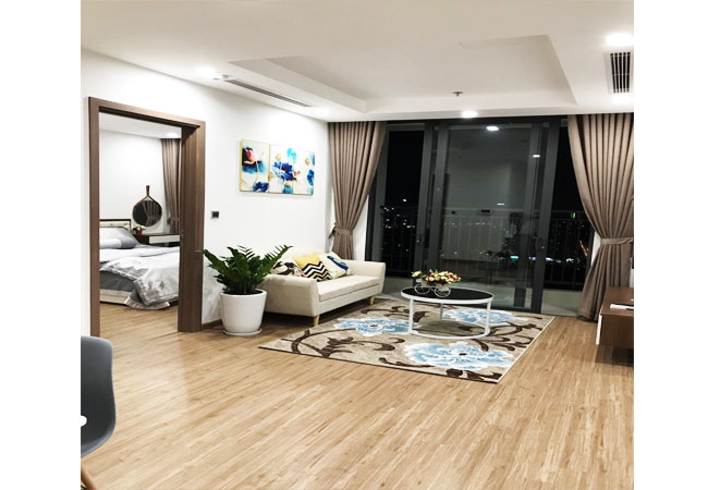 02 bedroom apartment for rent in Vinhomes Green Bay