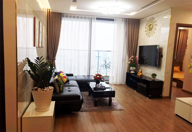 02 bedroom apartment for rent in Vinhomes Metropolis, Ba Dinh