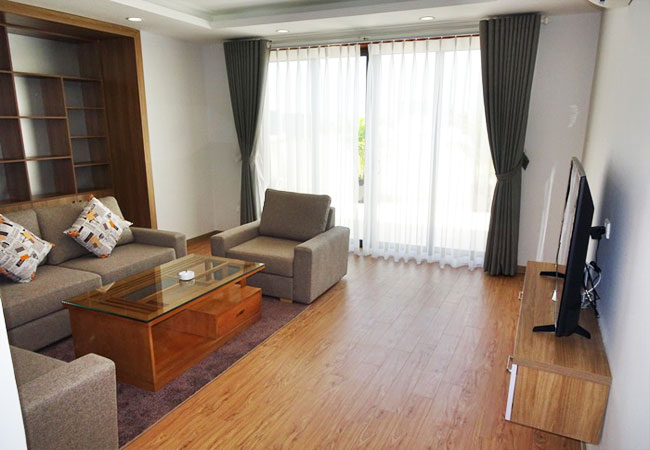 01 bedroom apartment for rent in Yen Phu village,large balcony