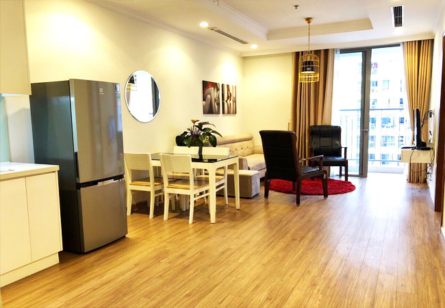 02 bedroom apartment in Park 3, Park Hill for rent