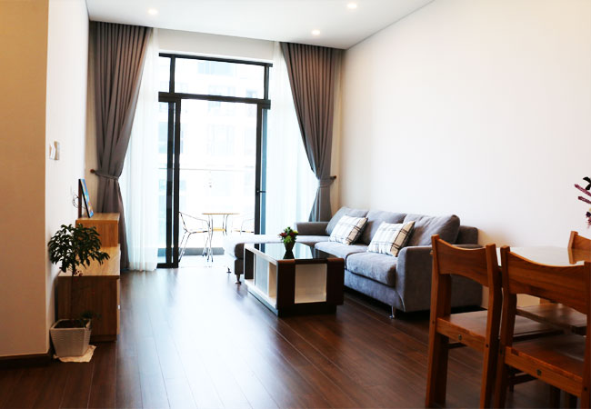 02 bedroom apartments for rent at Sun Ancora Hanoi