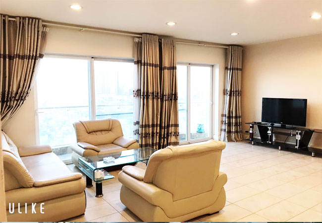 03 bedroom apartment for rent in Golden Westlake, cheap prices