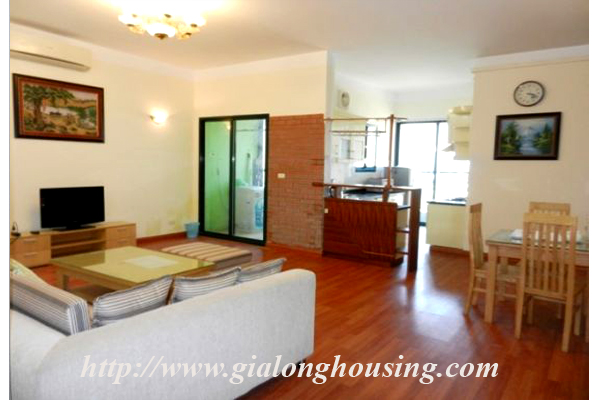 03 bedrooms apartment for rent in Dong da District 1