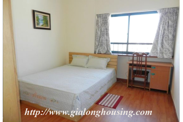 03 bedrooms apartment for rent in Dong da District 10