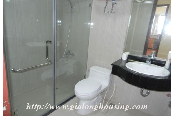 03 bedrooms apartment for rent in Dong da District 12