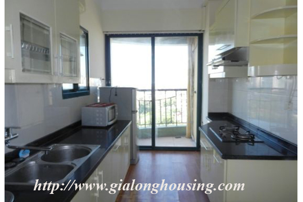 03 bedrooms apartment for rent in Dong da District 4
