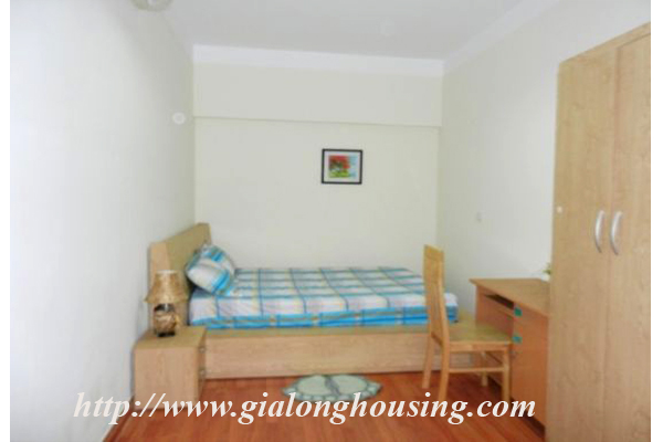 03 bedrooms apartment for rent in Dong da District 6
