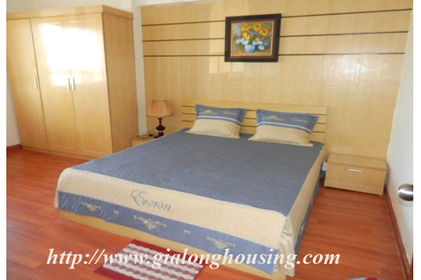 03 bedrooms apartment for rent in Dong da District 7