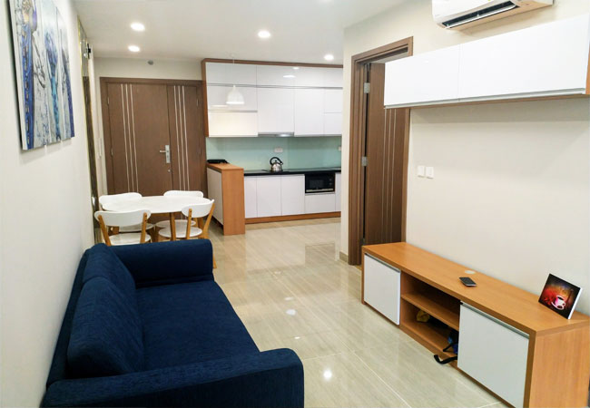 2 bedroom apartment for rent in L4 building, Ciputra