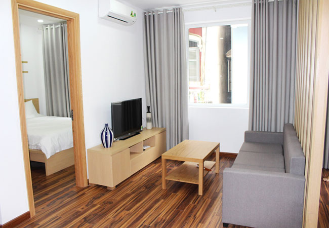 2 bedroom apartment in Nguyen Hong for rent