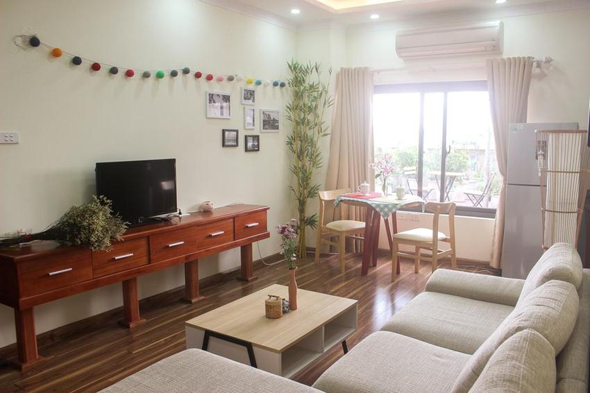 2 bedroom apartment in Phan Huy Chu for rent