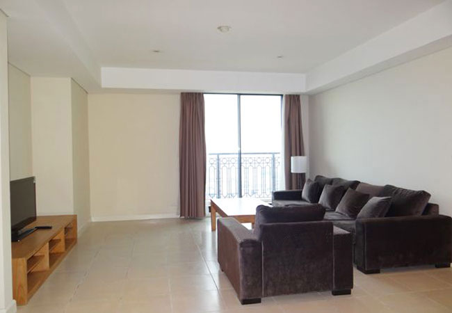 2 bedroom apartment with full furniture in Pacific Place