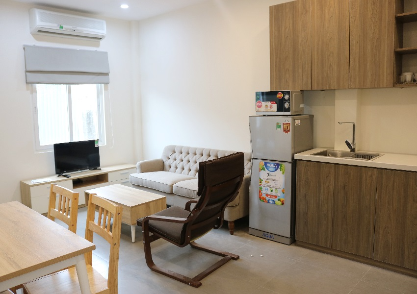 2 bedroom brand new apartment for rent in Hoang Hoa Tham