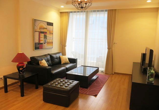 2 bedroom brand new apartment in Vinhomes Nguyen Chi Thanh