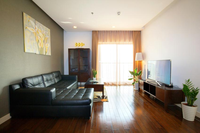 2 bedroom furnished apartment in Lancaster Nui Truc