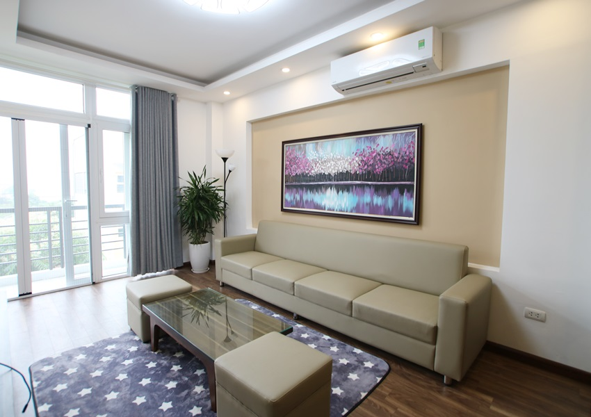 2 bedroom nice apartment in alley 52 To Ngoc Van Hanoi
