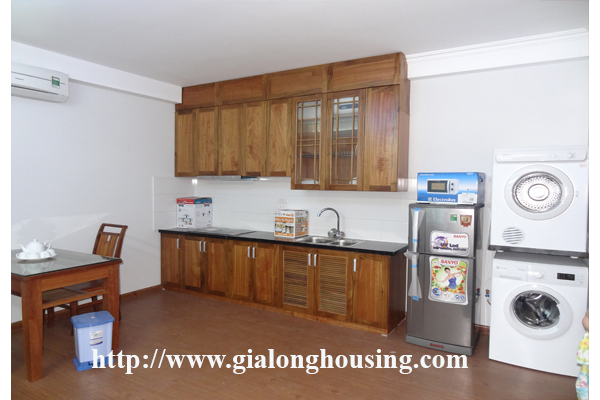 Apartment for rent in Tran Quoc Hoan, Cau Giay district 3
