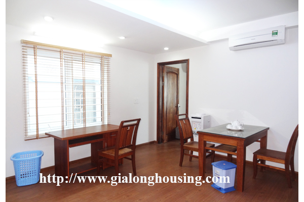 Apartment for rent in Tran Quoc Hoan, Cau Giay district 4