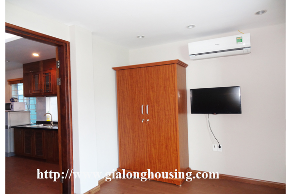 Apartment for rent in Tran Quoc Hoan, Cau Giay district 5