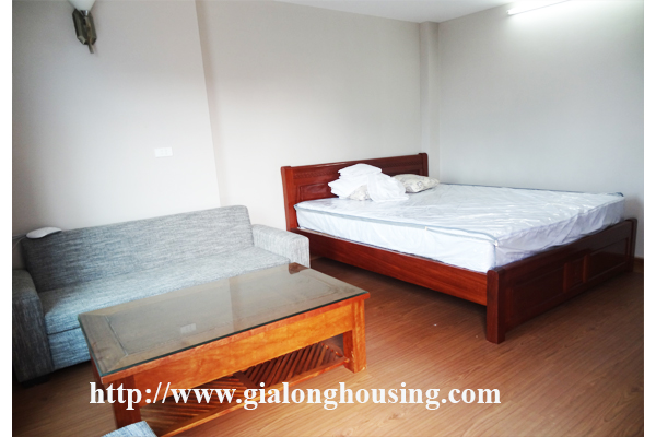 Apartment for rent in Tran Quoc Hoan, Cau Giay district 6