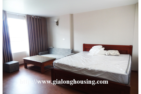 Apartment for rent in Tran Quoc Hoan, Cau Giay district 7