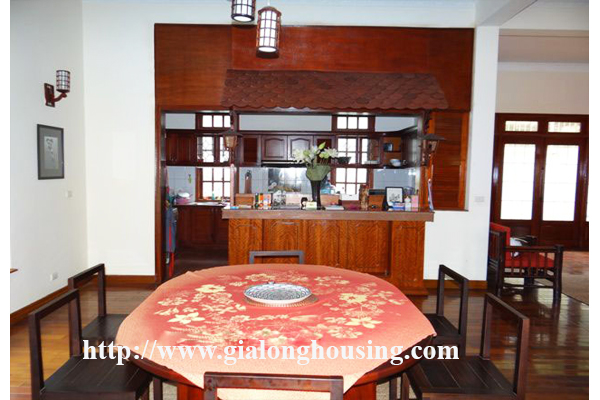 Large and beautiful villa with swimming pool in Tay Ho Hanoi 13