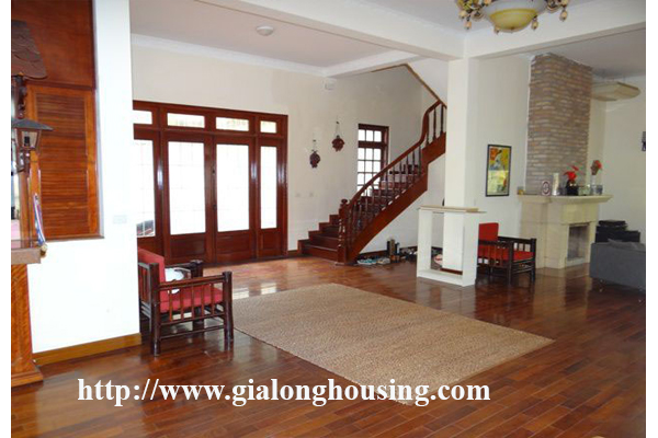 Large and beautiful villa with swimming pool in Tay Ho Hanoi 14