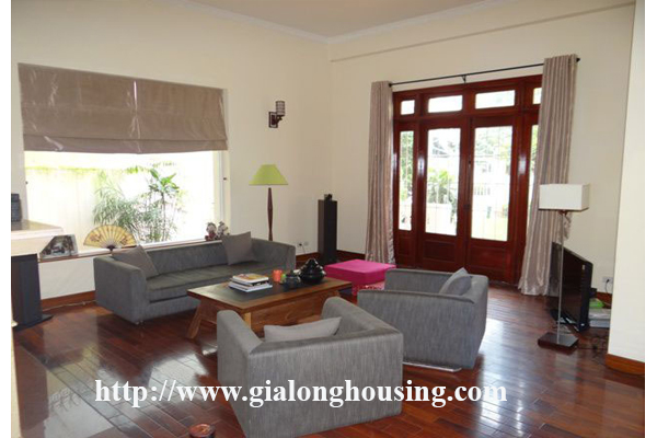 Large and beautiful villa with swimming pool in Tay Ho Hanoi 15