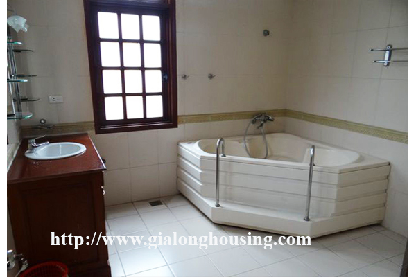 Large and beautiful villa with swimming pool in Tay Ho Hanoi 18