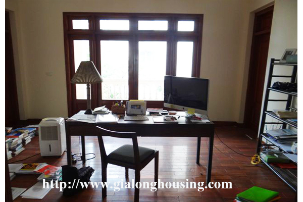 Large and beautiful villa with swimming pool in Tay Ho Hanoi 20