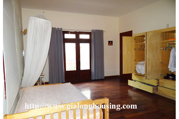 Large and beautiful villa with swimming pool in Tay Ho Hanoi 1