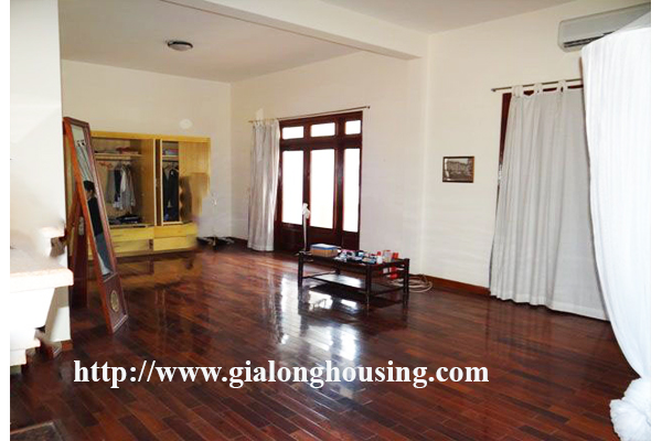 Large and beautiful villa with swimming pool in Tay Ho Hanoi 5
