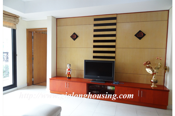 Nice furnished apartment for rent in Pacific Hanoi 2