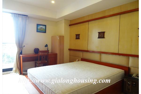Nice furnished apartment for rent in Pacific Hanoi 6