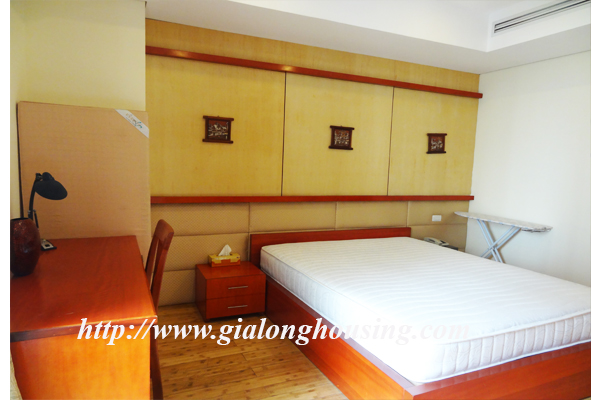 Nice furnished apartment for rent in Pacific Hanoi 7