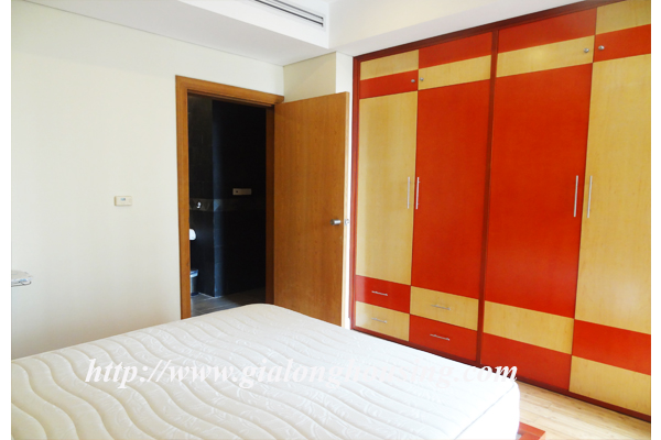 Nice furnished apartment for rent in Pacific Hanoi 8