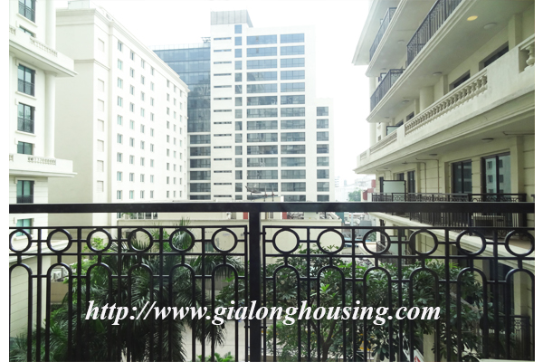 Nice furnished apartment for rent in Pacific Hanoi 9