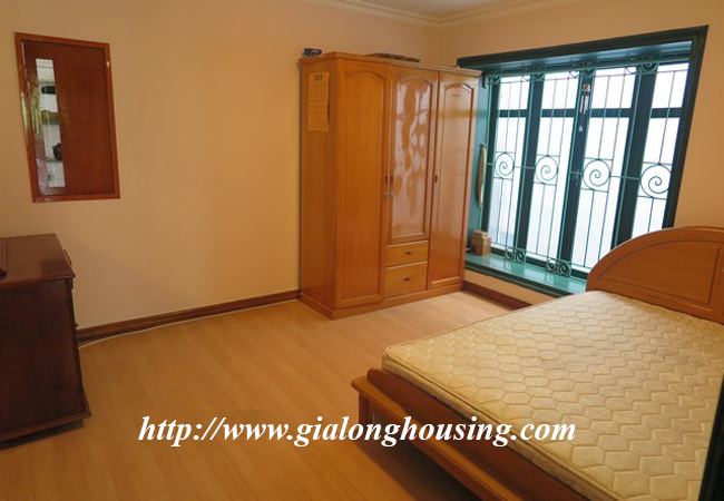 Garden house with 2,5 floor for rent in Doi Can 20