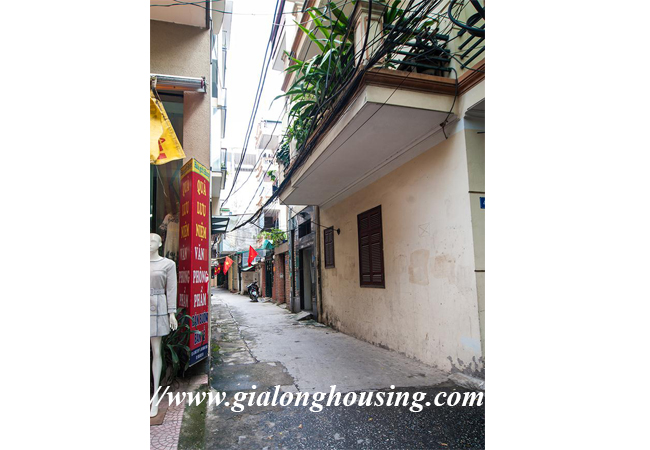 Comfortable and modern house in Nguyen Khanh Toan for rent 1
