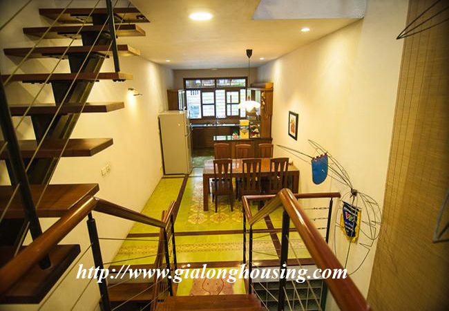 Comfortable and modern house in Nguyen Khanh Toan for rent 2