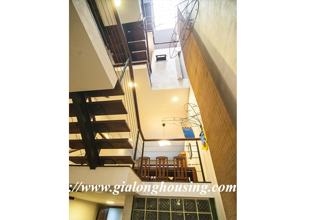 Comfortable and modern house in Nguyen Khanh Toan for rent 4