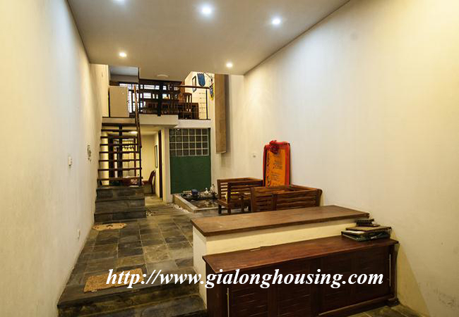 Comfortable and modern house in Nguyen Khanh Toan for rent 16