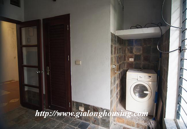 Comfortable and modern house in Nguyen Khanh Toan for rent 7