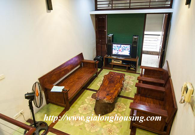 Comfortable and modern house in Nguyen Khanh Toan for rent 8
